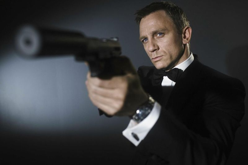 Bond Fans Not Happy With Craig