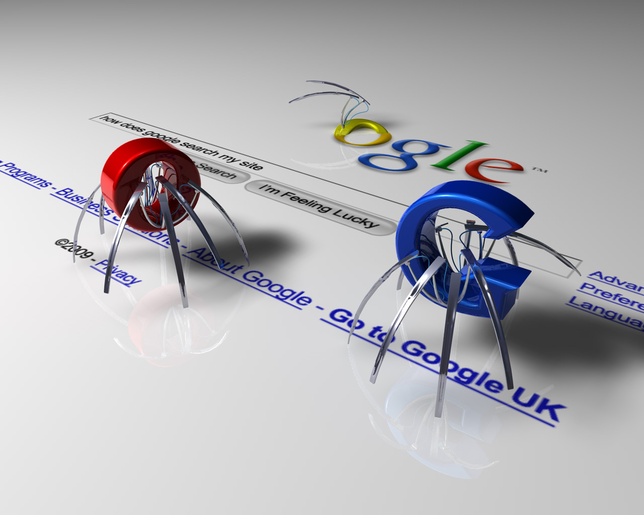 Search Engine Optimisation, Google Top Ten and Web Traffic