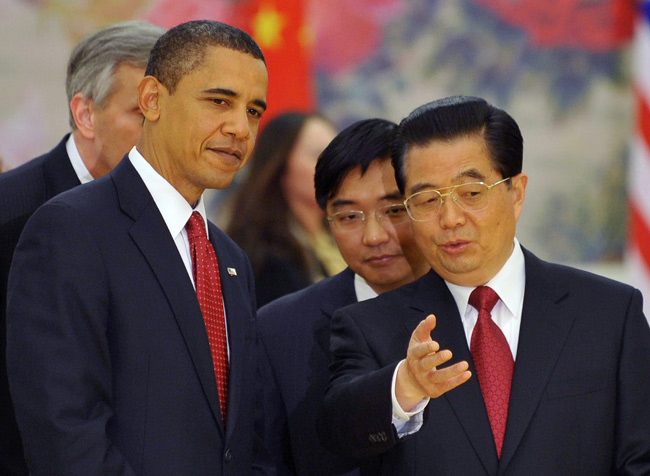 Obama, Hu to confront economic strains, N. Korea