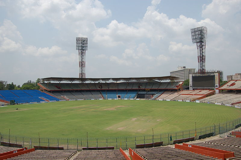 Eden Gardens loses India vs England WC game