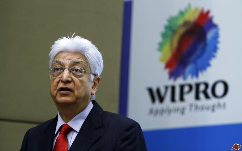 Wipro IT chiefs quit; Q3 net meets f'cast