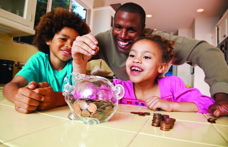 Family Savings: Make It A Game