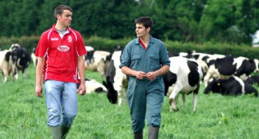 "Engineering Jobs Find ""Job Holy Grail"" in Dairy Businesses"