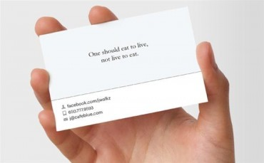 Get Your Business Going With A Great Business Card