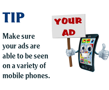 Best Tactics for the Mobile Advertising Market
