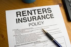 Renters Insurance Cover- Choosing The Right Insurance To Protect You