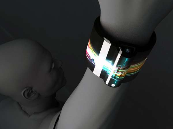 Sci-Fi Bracelets Being Designed -- or Already Worn -- Today!