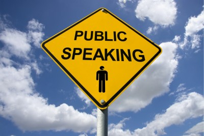 Successful Public Speaking Starts With Finding Your Voice