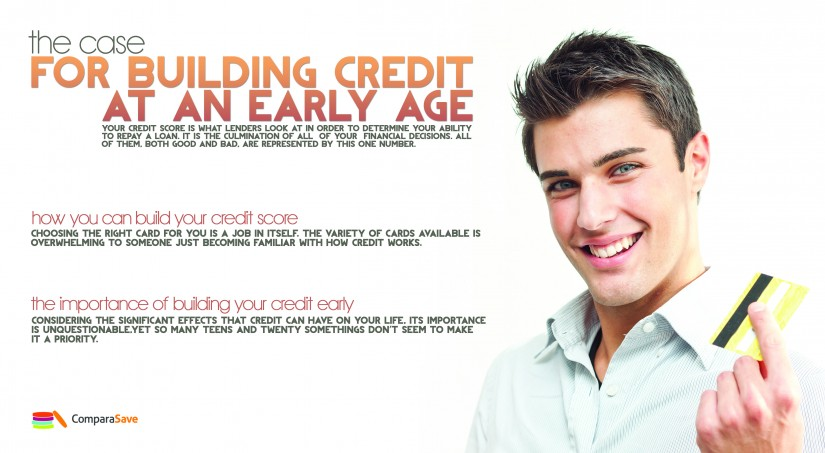 The Case For Building Credit At An Early Age