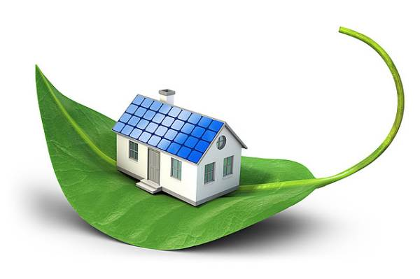 Home Buyers Saving In Going Green