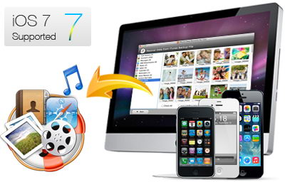 EaseUS iPhone Recovery For Mac