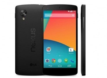 Google Released Nexus 5 with Android 4.4