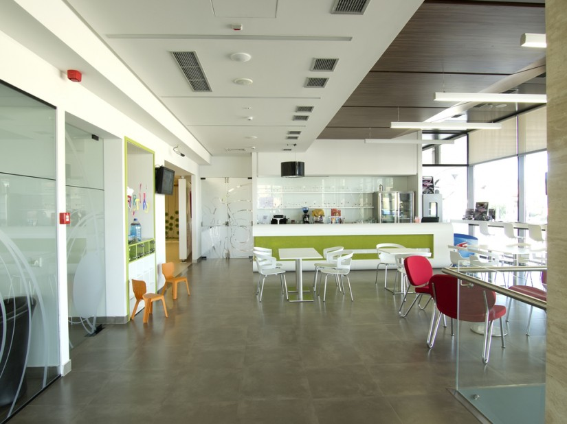 Features Of The 21st Century Office