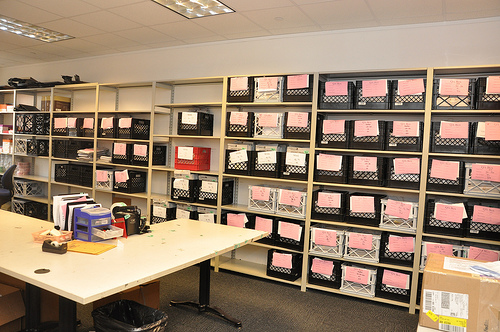 How To Choose The Right Postal Room Equipment