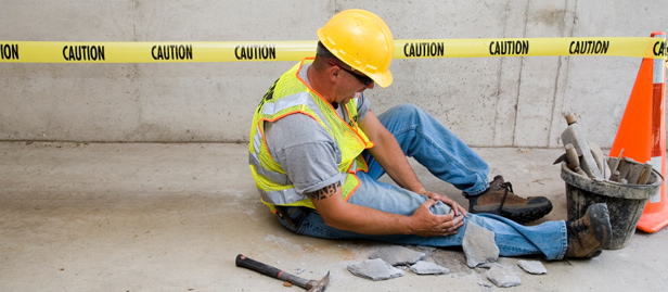 Know Your Rights When Involved In A Work Accident