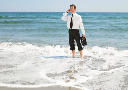 On Vacation? How To Keep Your Marketing Still Rolling