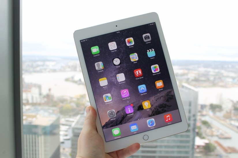 Overview Of The Tablet Apple iPad Air 2