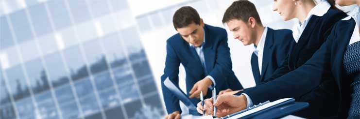 Keeping Faith In A Fast Industry: Consulting Services