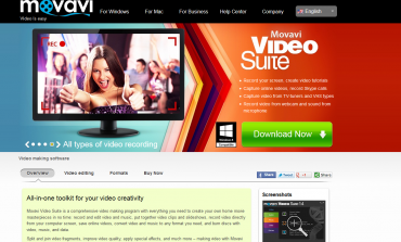 Create Professional Quality Videos Easily With Movavi Video Suite