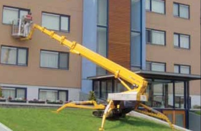 Why You Might Need A Spider Boom Lift