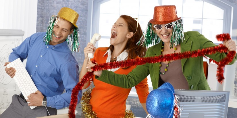Small Businesses, Big Celebrations: Tips For Planning A Great Office Party