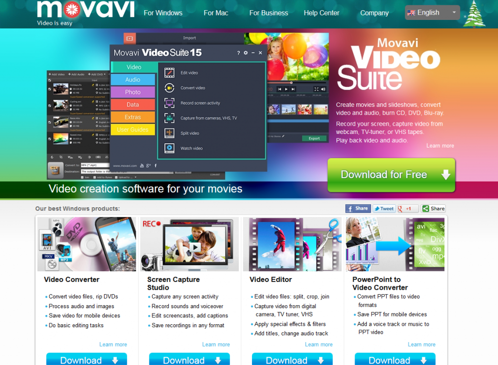 What Is Movavi Video Editor