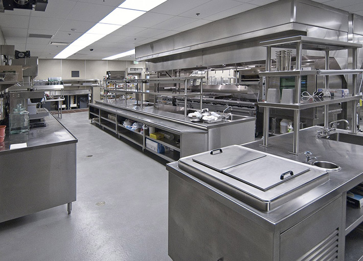 When you have a commercial kitchen you need the right for Best commercial kitchen designs