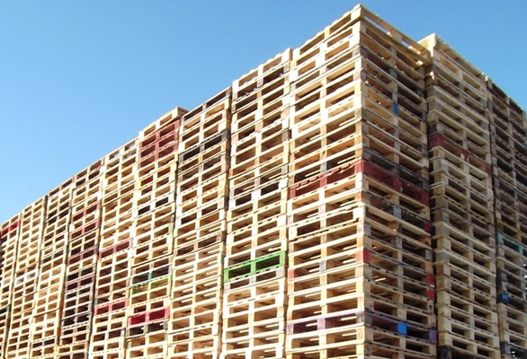 Why You Should Follow IKEA in Ditching Wooden Pallets