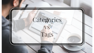 How To Use Categories and Tags On Your Blog