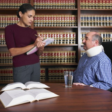 Will My Injury Lawyer Take A Percentage Of My Compensation?