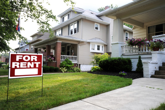 Want A Home To Live On Rent