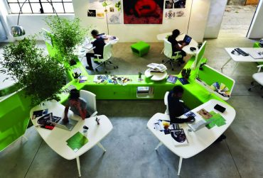 The New Office Design Environment