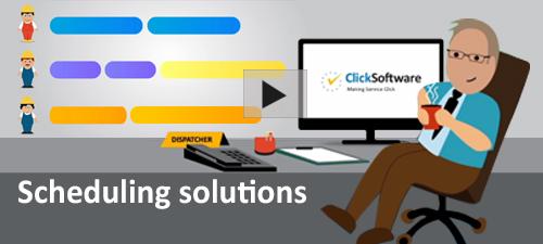 ClickSoftware field service management