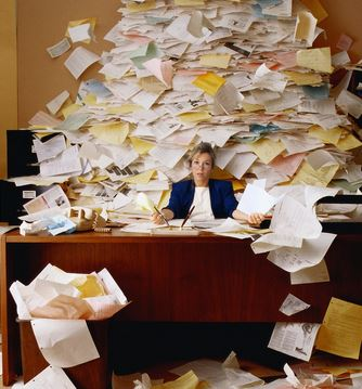 Dirty Desks: 5 Professions With The Messiest Offices
