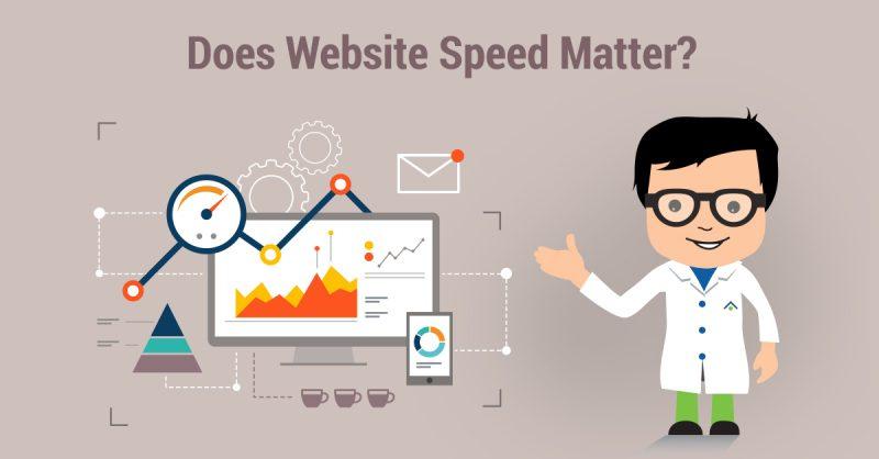 Does Website Speed Matter